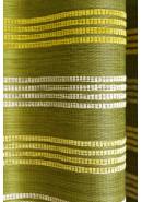 Шторы для кухни Дарама stripes, зеленый